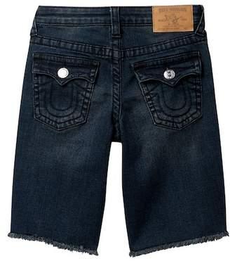 True Religion TR Cut Off Shorts (Big Boys)