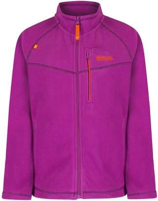 Regatta Girls Marlin V Fz Fleece Jacket