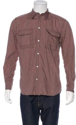 Marc Jacobs Striped Woven Shirt