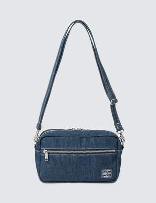 Head Porter Denim 2way Pouch