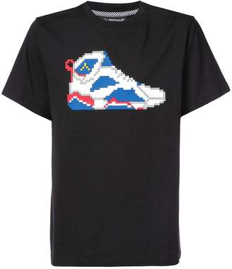 Mostly Heard Rarely Seen 8-Bit Go For The Gold Sneaker T-shirt