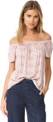 Soft Joie Morallis Top $138 thestylecure.com