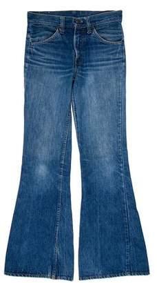 Levi's Mid-Rise Wide-Leg Jeans