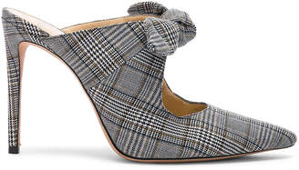 Alexandre Birman Plaid Evelyn Mules