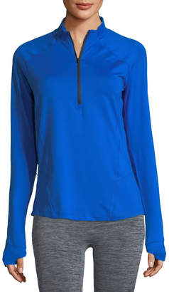 Under Armour Run True Half-Zip Pullover Top