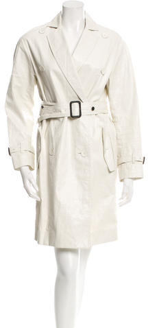 3.1 Phillip Lim 3.1 Phillip Lim Linen Trench Coat w/ Tags