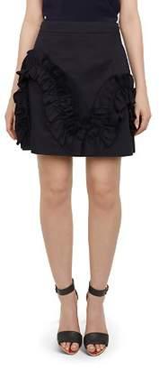 Ted Baker Suzanah Ruffled Mini Skirt