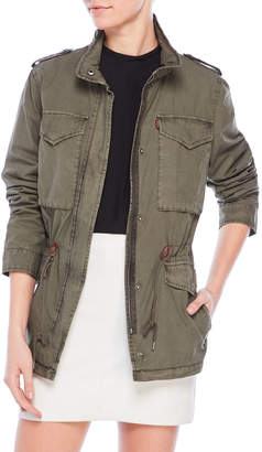 Levi's Four-Pocket Military Jacket
