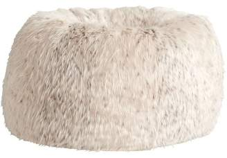 e35913803b ... Pottery Barn Teen Faux-Fur Beanbag