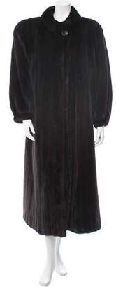 Nina Ricci Mink Coat