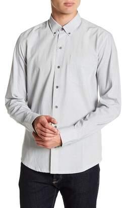 WRK Snow Crystal Reworked Long Sleeve Shirt