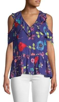 97651eb203e Parker Cold Shoulder Women's Tops - ShopStyle