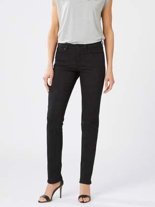 Jeanswest Slim Straight Jeans Black