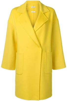 P.A.R.O.S.H. Lottie single breasted coat