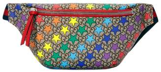 Gucci Children's GG rainbow star belt bag
