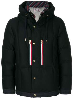 Moncler Gamme Bleu hooded jacket