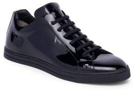 Fendi Monster Patent Leather Sneakers