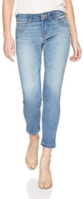 Democracy Ab Solution Cuffed Capri Jeans