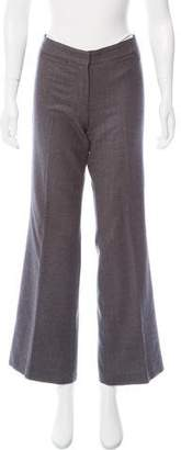 Derek Lam Mid-Rise Wool Pants