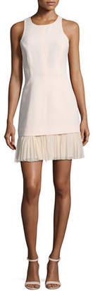 Cinq à Sept Catriona Sleeveless Pleated-Skirt Dress