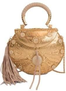 Sam Edelman Silvia Circle Top Handle Bag