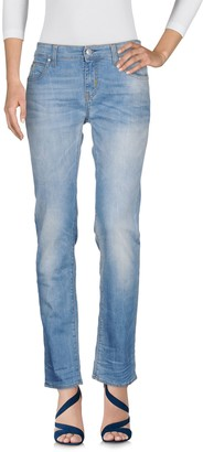Meltin Pot Denim pants - Item 42681543MQ