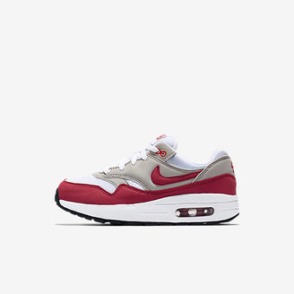 Nike Air Max 1 QS Little Kids' Shoe $70 thestylecure.com