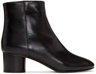 Isabel Marant Black Danay Boots