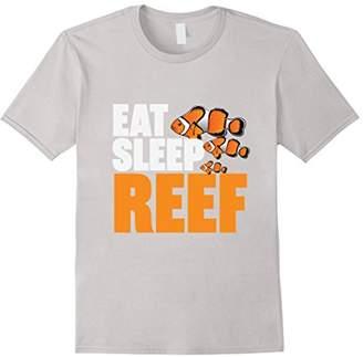 Awesome Eat Sleep Reef T-Shirt Aquarium