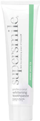 Supersmile Professional Whitening Toothpaste in Jasmine Green Tea, 4.2 oz./ 125 mL