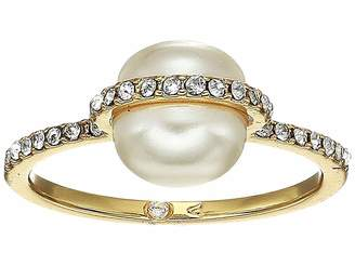Vince Camuto Pearl Trapped Ring