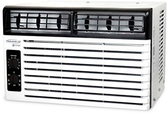 Soleus 5400 BTU 115V Window-Mounted Air Conditioner