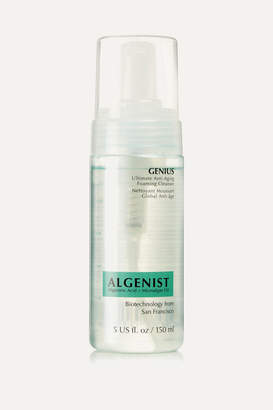 Algenist Genius Ultimate Anti-aging Foam Cleanser, 150ml - Colorless