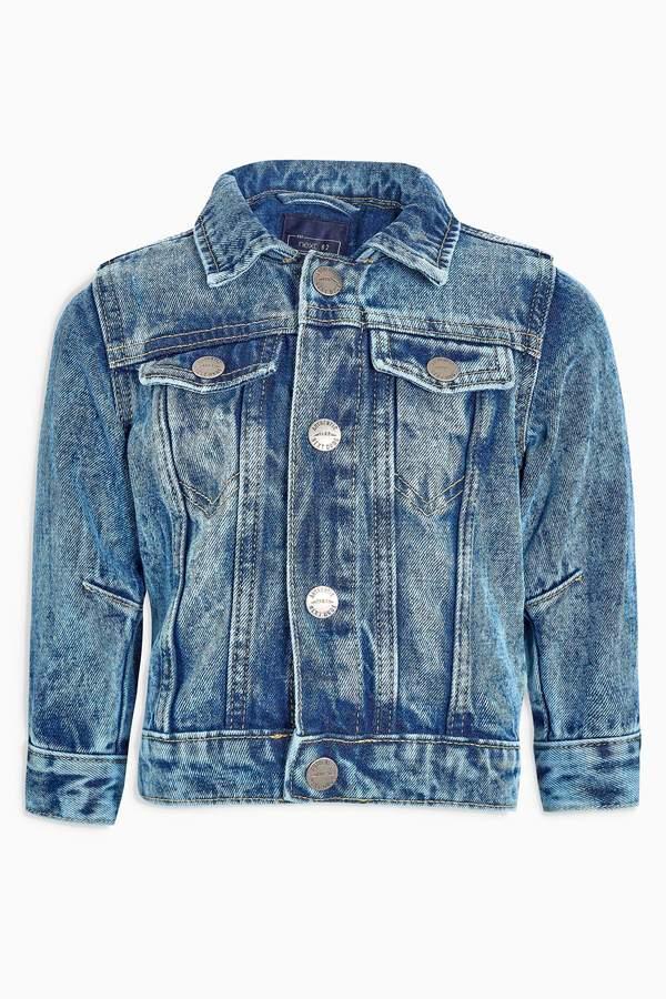 Boys Denim Jacket (3mths-6yrs) - Blue