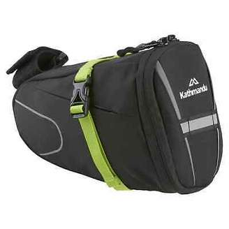 Kathmandu NEW Deluxe Bike Bicycle Saddle Travel Storage Carry Tool Bag