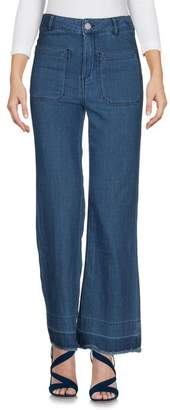 Masscob Denim trousers