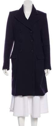 Etoile Isabel Marant Double-Breasted Pea Coat