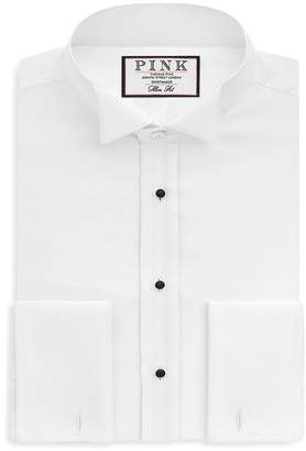 Thomas Pink Marcella Wing Evening Regular Fit French Cuff Dress Shirt