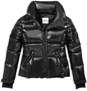 SAM. Girls' Freestyle Down Jacket - Big Kid