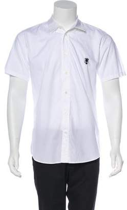 Marc Jacobs Slim Fit Button-Up Shirt