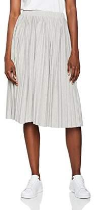 Le Mont Saint Michel Women's 1203W Skirt, Grey, Medium