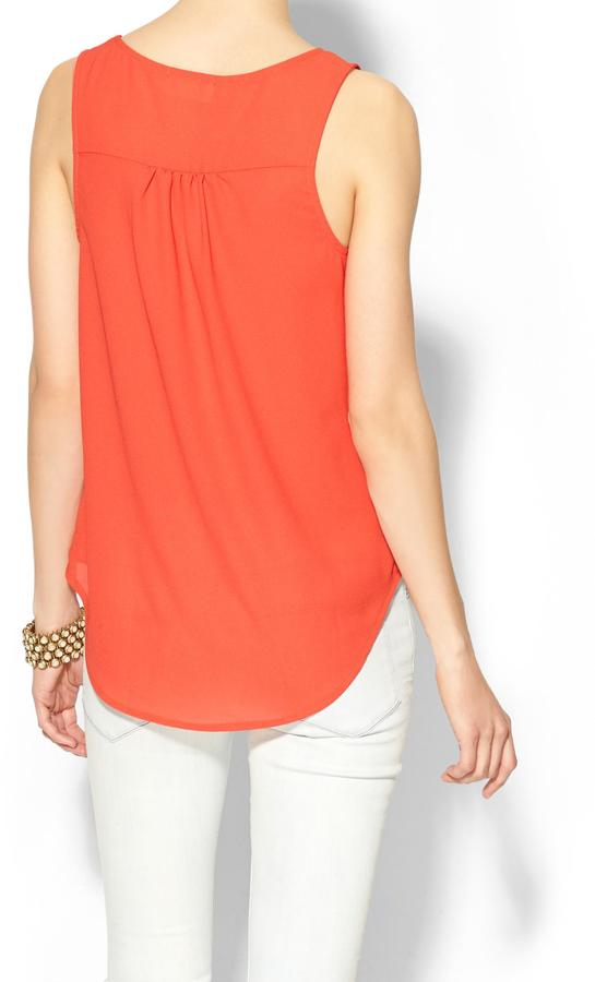 Everly Clothing Singa Sleeveless Top
