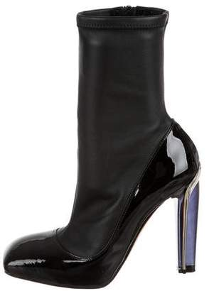 Alexander McQueen Fall 2015 Ankle Boots