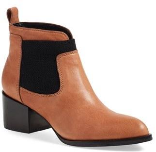 Calvin Klein 'Nev' Chelsea Boot (Women) $178.95 thestylecure.com