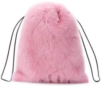 Simonetta Ravizza Furrissima mini backpack