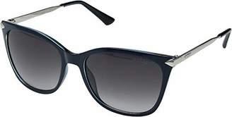 GUESS Women's Gu7483 Cateye Sunglasses