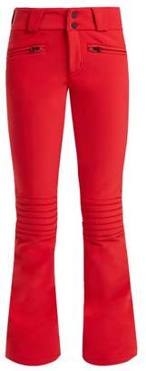 Perfect Moment - Aurora Flare Technical Trousers - Womens - Red