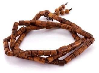 März The Maple Beaded Wood Layered Wrap Bracelet