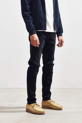 BDG Distressed Black Skinny Jean