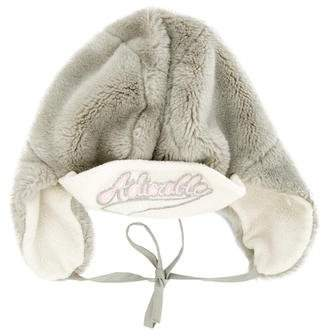 Christian Dior Girls' Faux Fur Hat